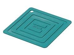 Lodge Silicone Pot Holder - Turquoise