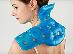Reusable Hot/Cold Neck & Shoulder Pad-7 Colors