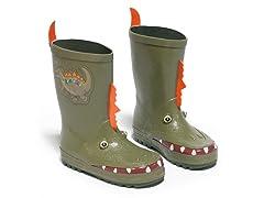 Dinosaur Rain Boot (7-10)