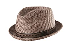 Bailey For Hollywood Mannes Hat, Rust