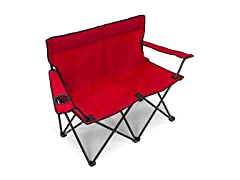 Double Folding Camp Chair