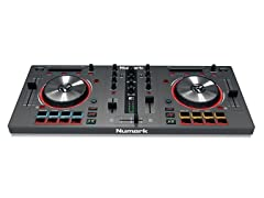 Numark Mixtrack 3 All-in-one DJ Controller