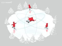 Snow Angel Particle