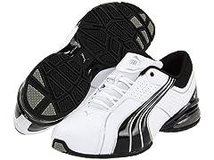 Cell Tolero III - White/Black/Silver