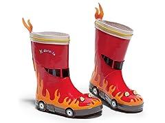 Fireman Rain Boot (7-10)