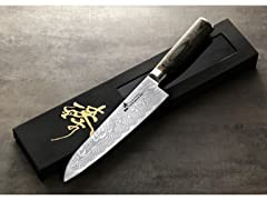 ZHEN Thunder-V Series 8-inch Chef Knife