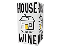 House Wine Chardonnay, 3L Box (3)