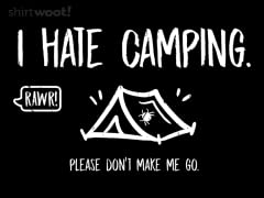 I Hate Camping