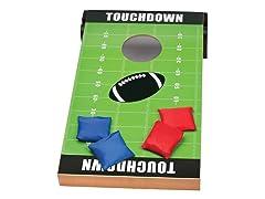 Cornhole Football Toss Game