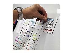 mcSquares Dry Erase Sticky Notes