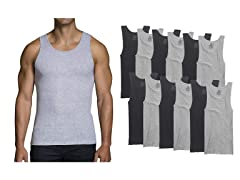 Fruit of the Loom Men's A-Shirts 12-Pack