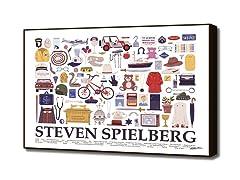 Steven Spielberg by Maria Suarez Inclan