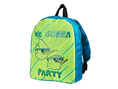 Regular Show, We Gonna Party Mini Backpack
