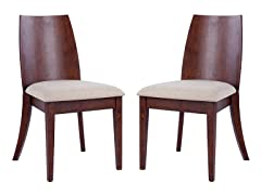 Jed Side Chair Set of 2