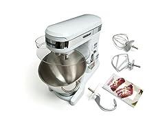 Cuisinart 7-Qt Stand Mixer - White