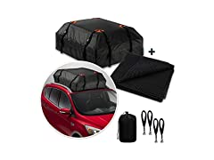 Water Resistant Car Roof Cargo Bag