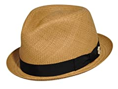 Bailey For Hollywood Sydney Panama Hat, Putty