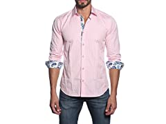 Jared Lang Dress Shirt, Pink
