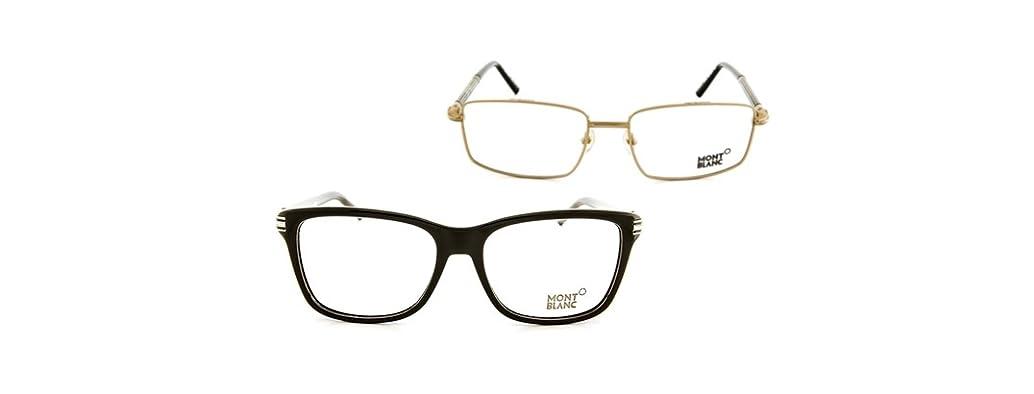 Mont Blanc Sunglasses & Glasses
