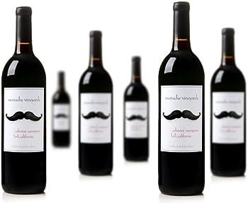 6-Pk. Mustache Vineyards Cabernet Sauvignon