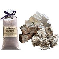 4-Pack 240Sweet Marshmallows & Frozen Hot Chocolate
