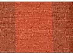 Yi Min Red Grasscloth Wallpaper