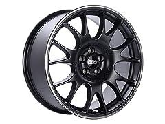 BBS CH Black Wheel