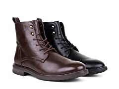 Braveman Men's Plain Toe Boots