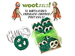 Wootzel! (Woot!'s Chocolate Covered Pretzels)