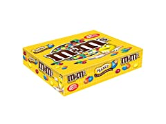 M&M'S Peanut Chocolate Singles, 48ct