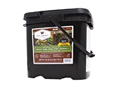 Wise Company Emergency Food Supply, Freeze Dried Meat Variety