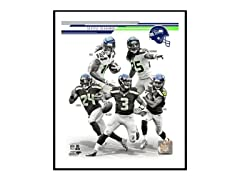 11x14 Matted Photo - 2013 Seattle Seahawks