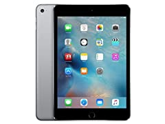 "Apple iPad Mini (3rd Gen) 7.9"" Tab - Space Gray"