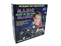 Deals on Heartwarming Gifts and Novelties Magic Glow in The Dark Blanket