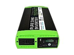 GoWISE 3000W Sine Wave Power Inverter