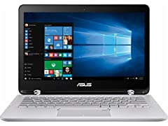 "ASUS 2-in-1 13.3"" Full HD Touch Laptop"