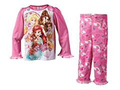 Disney Princess 2-Pc Set (2T-4T)