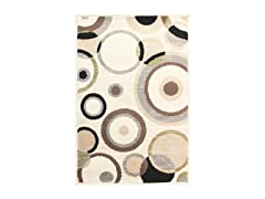 Modern Ringoes Area Rug Collection