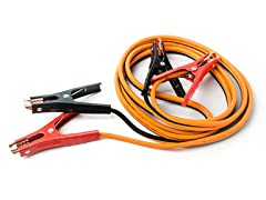 8-Gauge 16-Foot Heavy-Duty Jumper Cable
