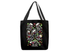 Dinosaur Skeletons Small Tote Bag