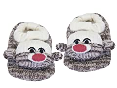 MUK LUKS® Sock Monkey Slipper-Adult