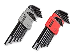 26-pc. Long Arm Hex Key Wrench Set