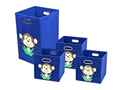 Dark Blue Monkey Bundle