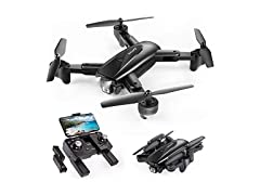 Snaptain SP500 Foldable GPS FPV Drone