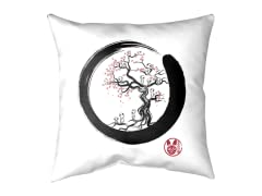"""Enso Spirits"" Outdoor Cushion"