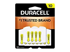 Duracell - Hearing Aid Batteries