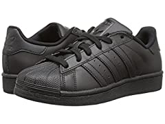 adidas Superstars Running Shoe Kids 6.5