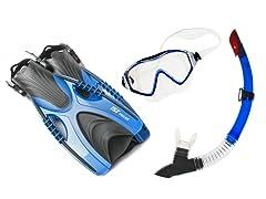 IST Proline Snorkeling Kit