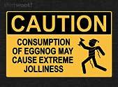 Caution: Extreme Jolliness