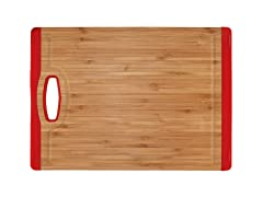 "13"" Non-Skid Cutting Board - Red"